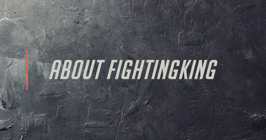 about fighting king