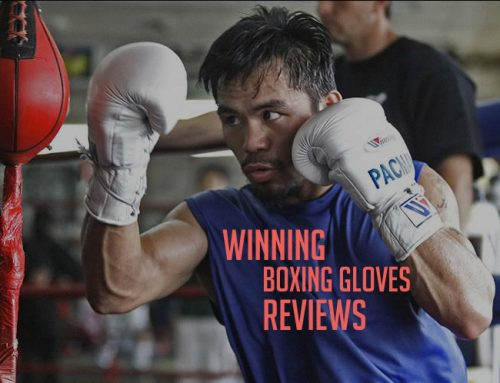 Winning Boxing Gloves – All Models Review 2019