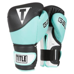 TITLE Boxing Gel Suspense V2T Women's Fitness Training Gloves