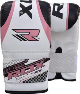 RDX Gel Bag Mitts Ladies Boxing Gloves
