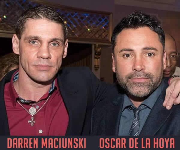 Darren maciunski